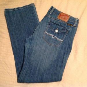 Lucky Brand Men's Jeans Size 34x31 EUC!